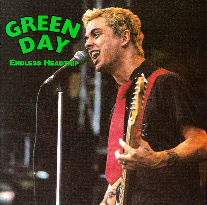 greendayvideos com -- Green Day Bootlegs - page 1