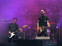 "Social Distortion ""Another State Of Mind"" at Greenfield festival 2009 in Interlaken"